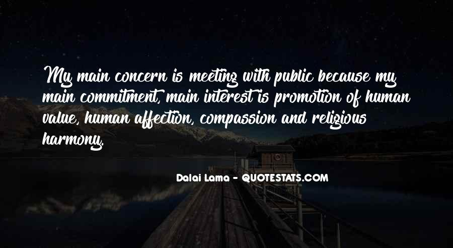 Quotes About Public Affection #1750497