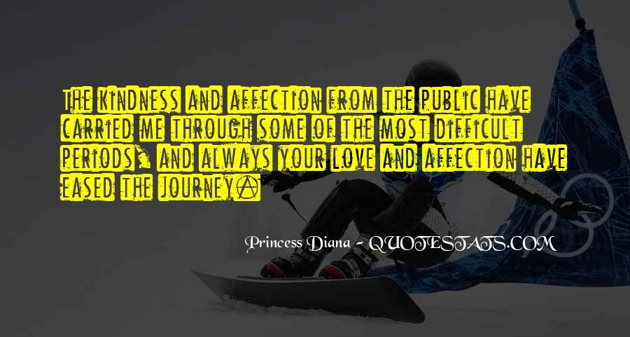 Quotes About Public Affection #220066