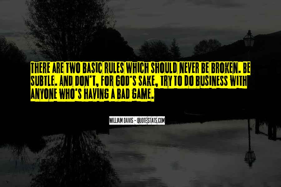 Quotes About Golf And Business #325575