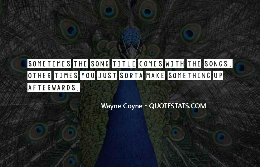 Quotes About Things Never Being As They Seem #774961