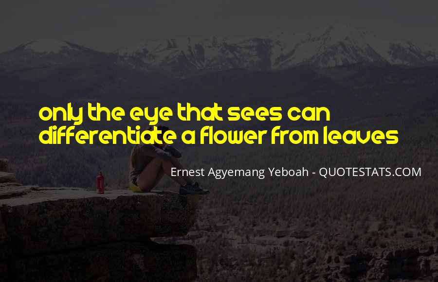 Quotes About Not Seeing Eye To Eye #123960