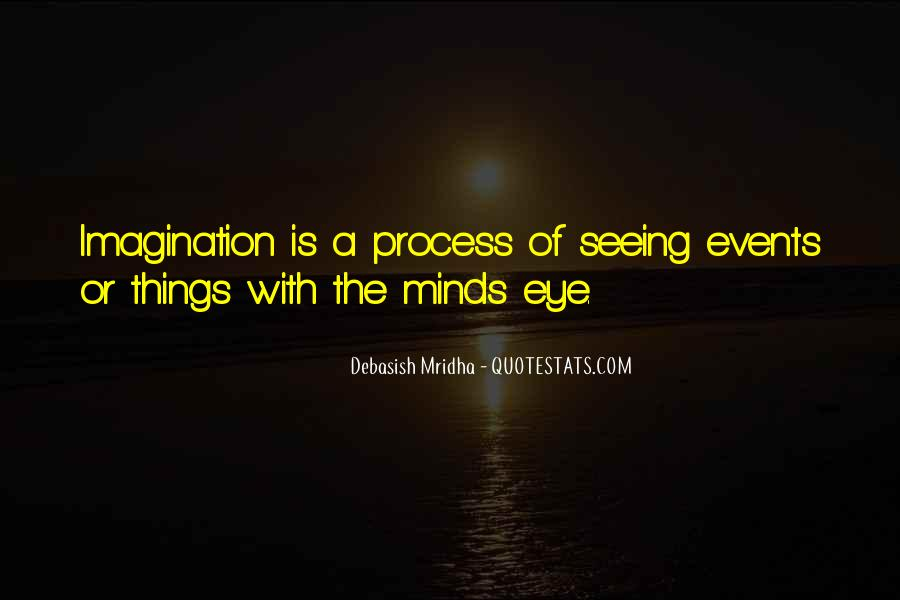 Quotes About Not Seeing Eye To Eye #168106