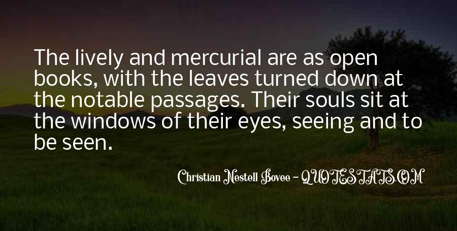 Quotes About Not Seeing Eye To Eye #177083