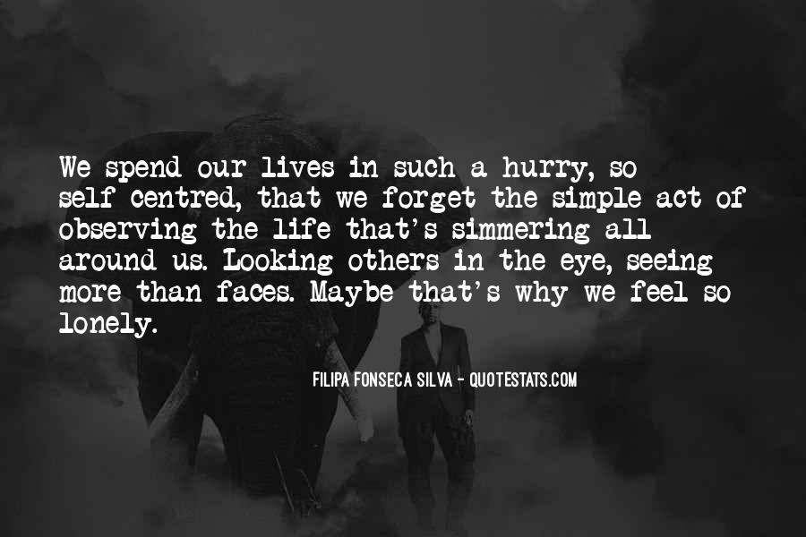 Quotes About Not Seeing Eye To Eye #203447