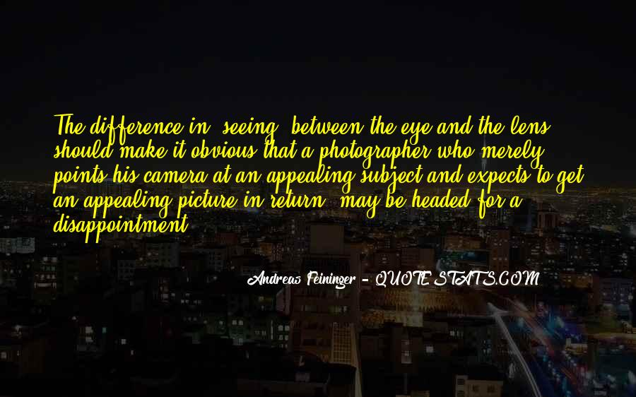 Quotes About Not Seeing Eye To Eye #476820