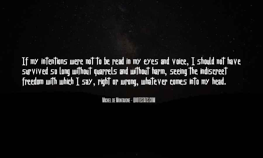 Quotes About Not Seeing Eye To Eye #827587