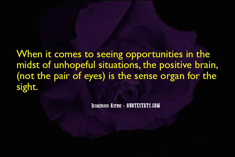Quotes About Not Seeing Eye To Eye #961472
