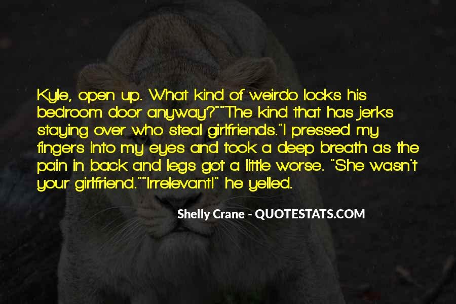 Quotes About How To Get A Girlfriend Back #975854