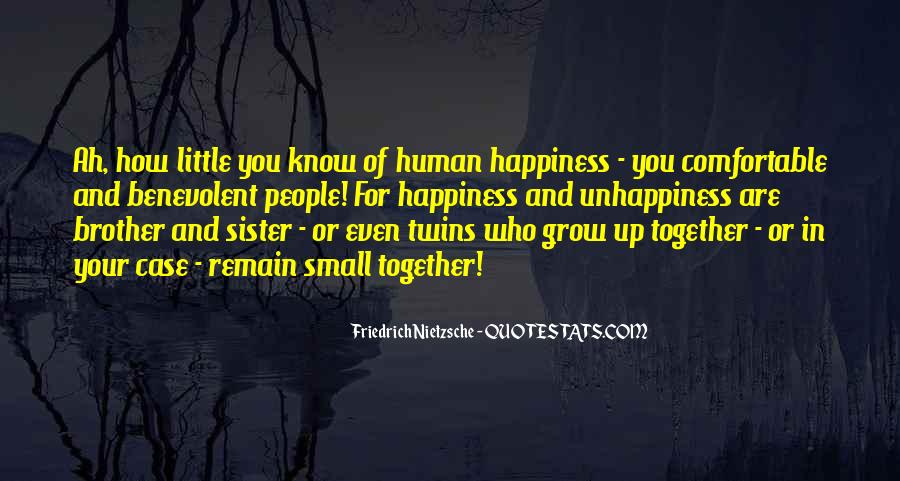 Quotes About Growing Up Together #1002969