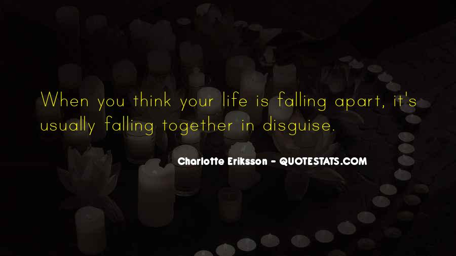 Quotes About Growing Up Together #928115