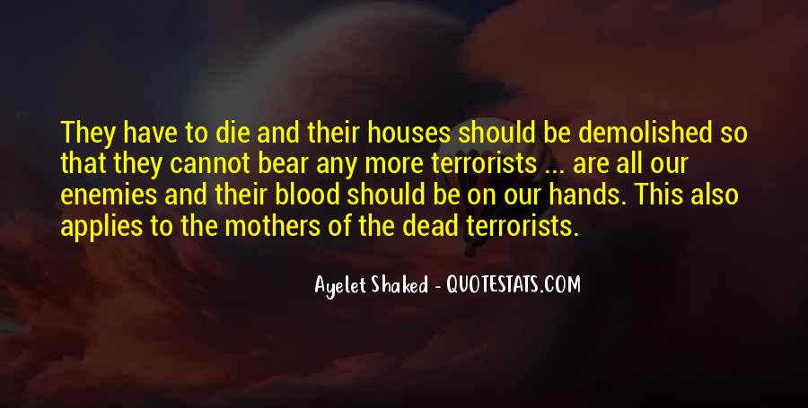 Quotes About Non Blood Mothers #1552161