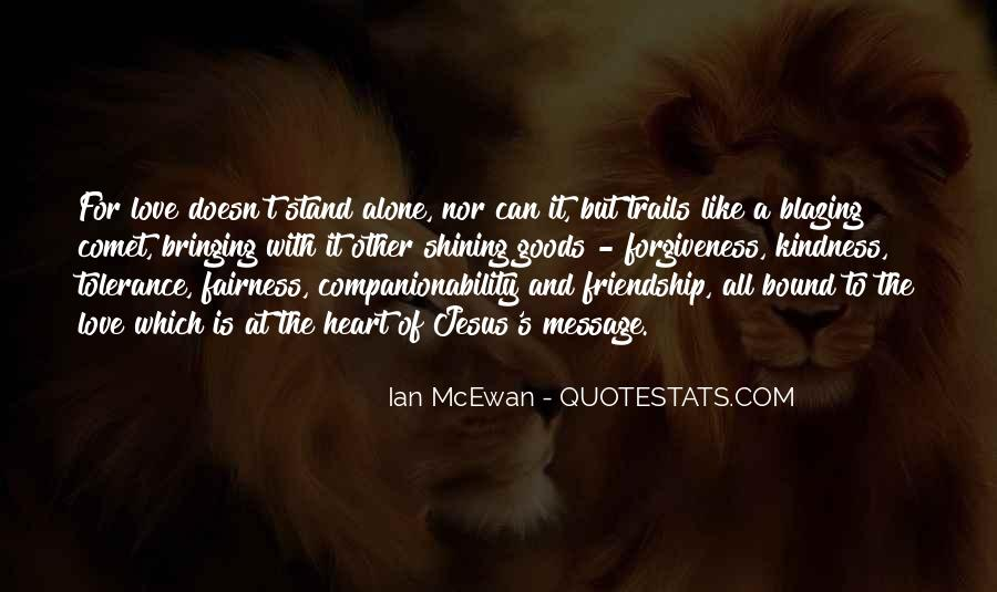 Quotes About Friendship Message #54182