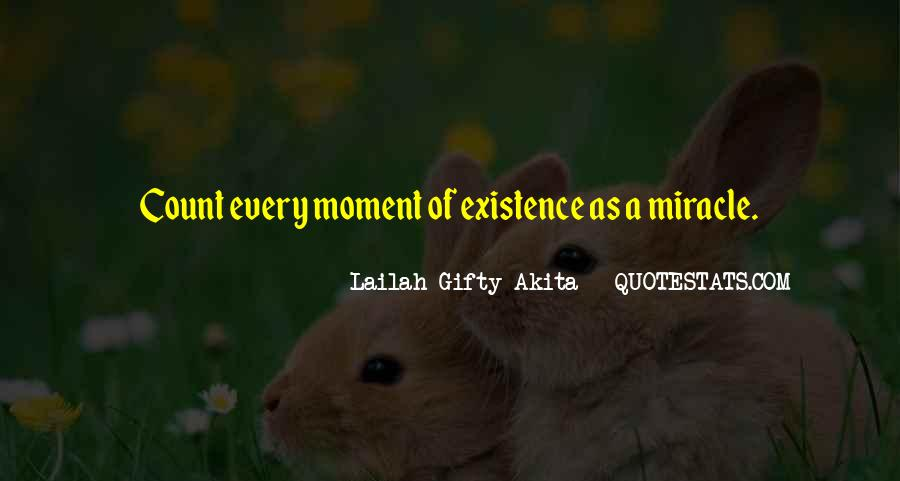 Quotes About Miracle Of Life #394306
