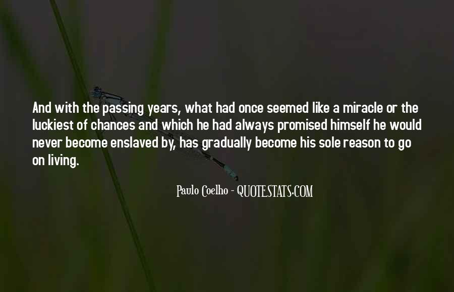 Quotes About Miracle Of Life #401147
