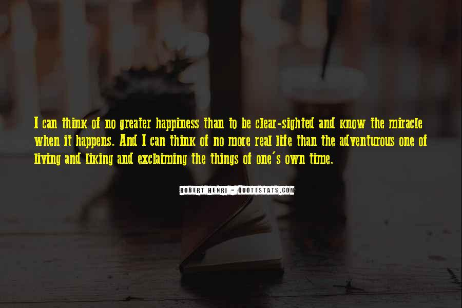 Quotes About Miracle Of Life #430944