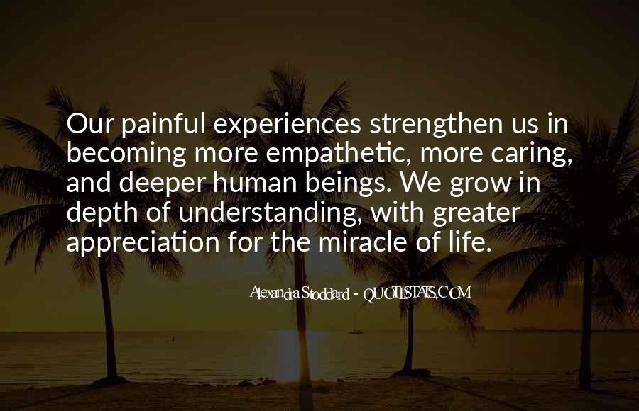 Quotes About Miracle Of Life #569095