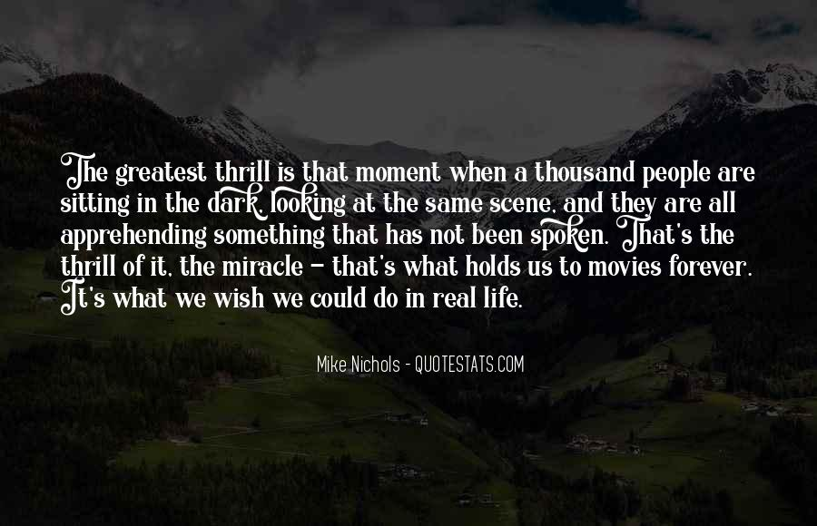 Quotes About Miracle Of Life #582835