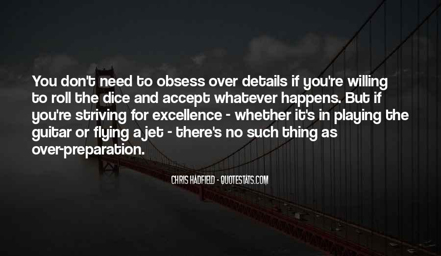 Quotes About Striving For Excellence #1070994