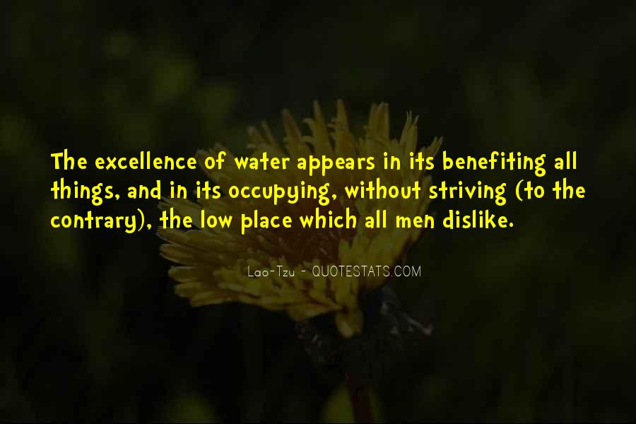 Quotes About Striving For Excellence #655683
