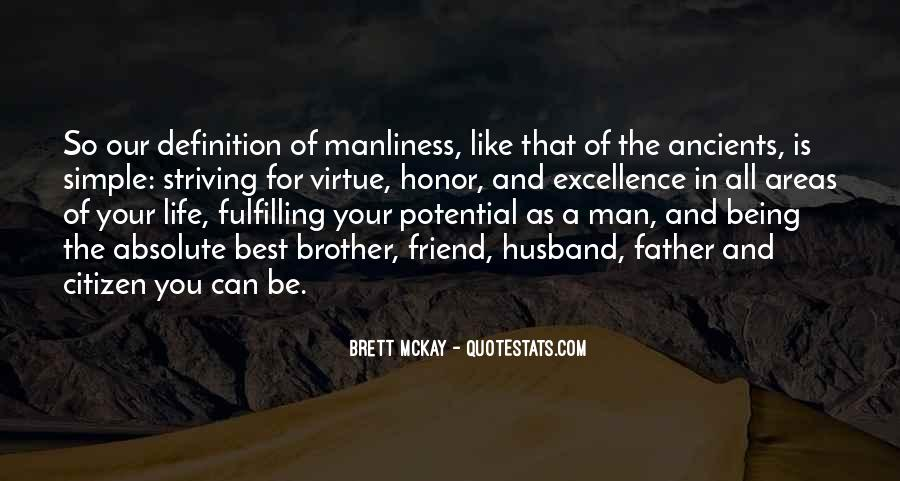 Quotes About Striving For Excellence #785186