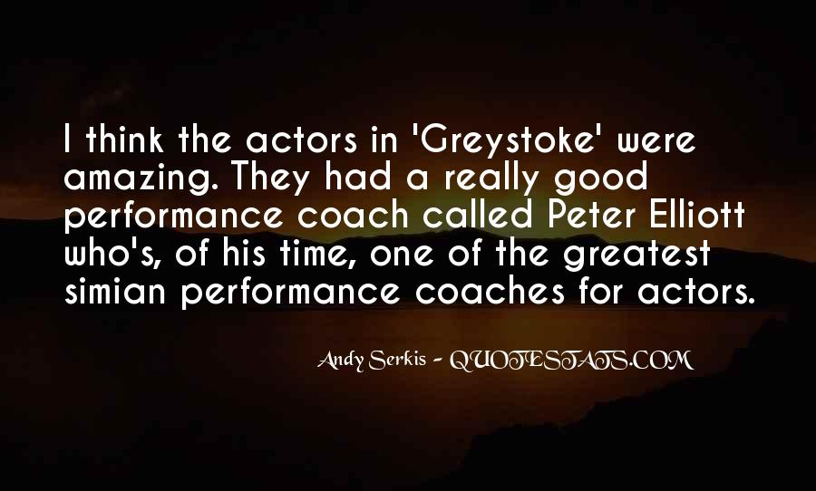 Quotes About Amazing Coaches #686681