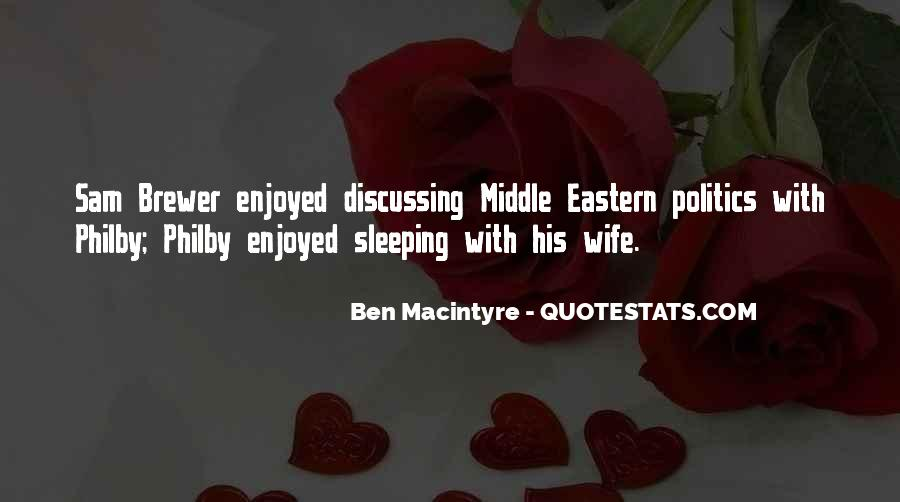 Quotes About Discussing Politics #990225