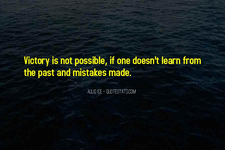 Quotes About Learning From Mistakes The Hard Way #544950