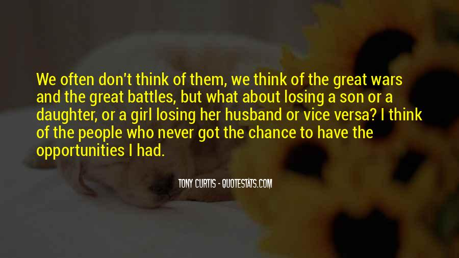 Quotes About Losing Your Girl #159423