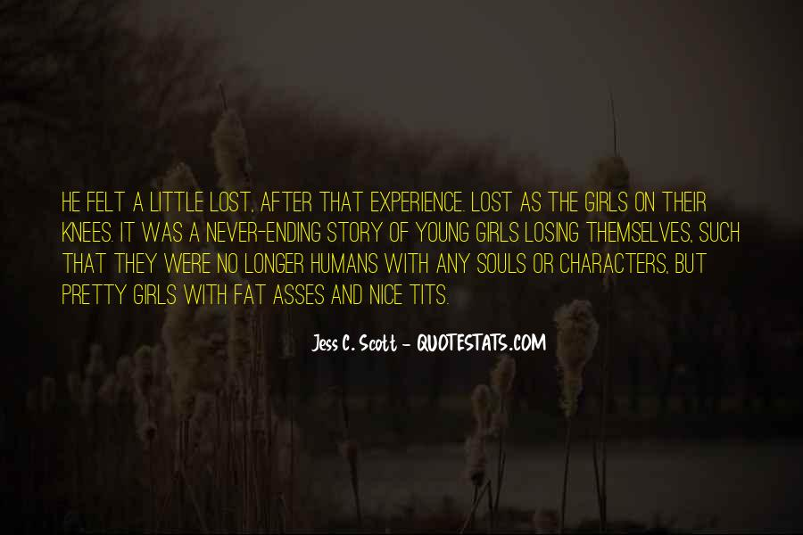 Quotes About Losing Your Girl #792567