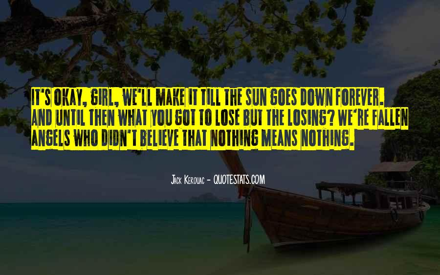 Quotes About Losing Your Girl #918067