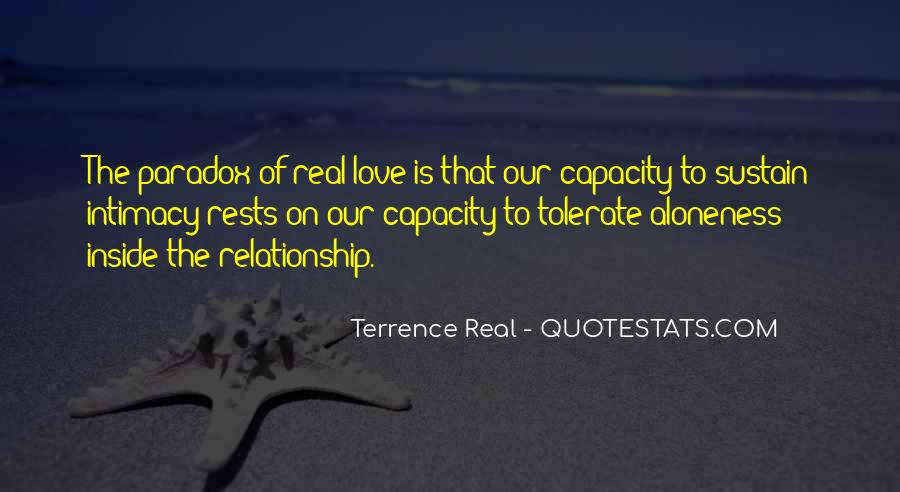 Quotes About Paradox Of Love #535311