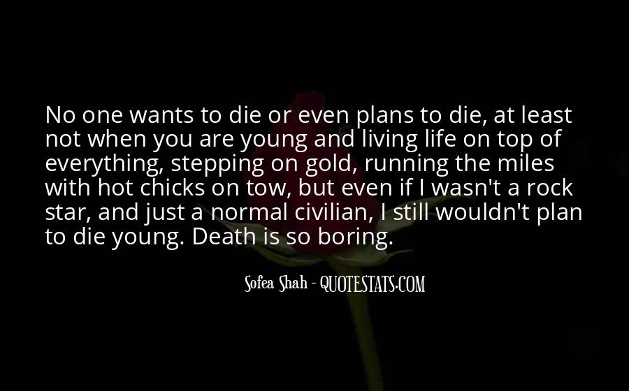 Quotes About Young Living Life #1394580