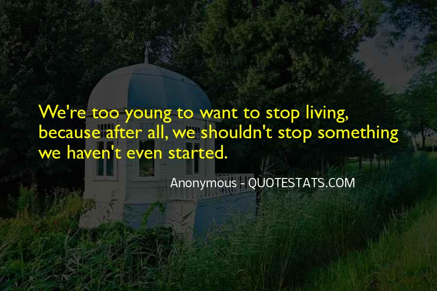Quotes About Young Living Life #1575237