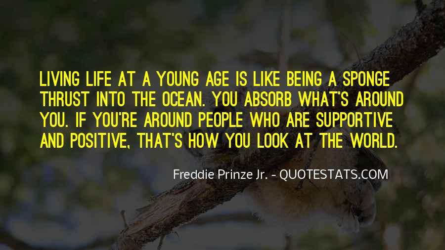 Quotes About Young Living Life #17555