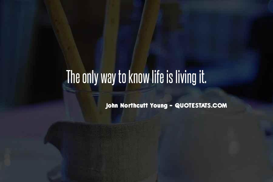 Quotes About Young Living Life #262328