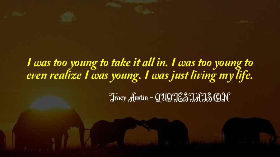 Quotes About Young Living Life #420809