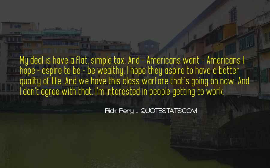 Quotes About Flat Tax #71958