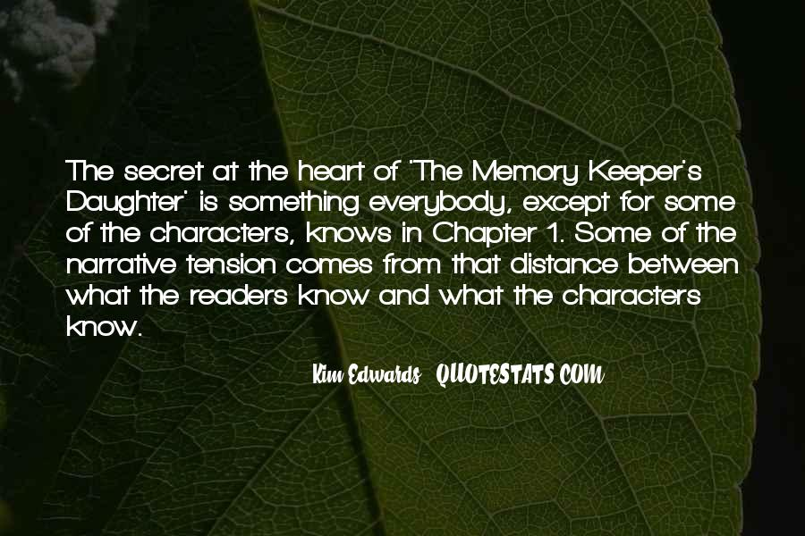 Quotes About Distance And Heart #626470