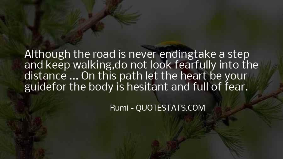 Quotes About Distance And Heart #765956