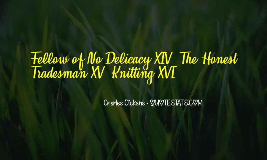 Quotes About Delicacy #151075