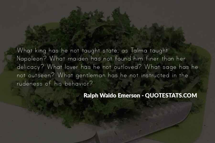 Quotes About Delicacy #158472