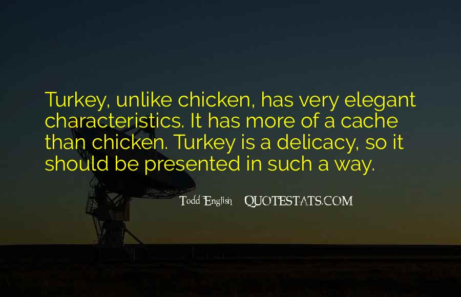 Quotes About Delicacy #162289
