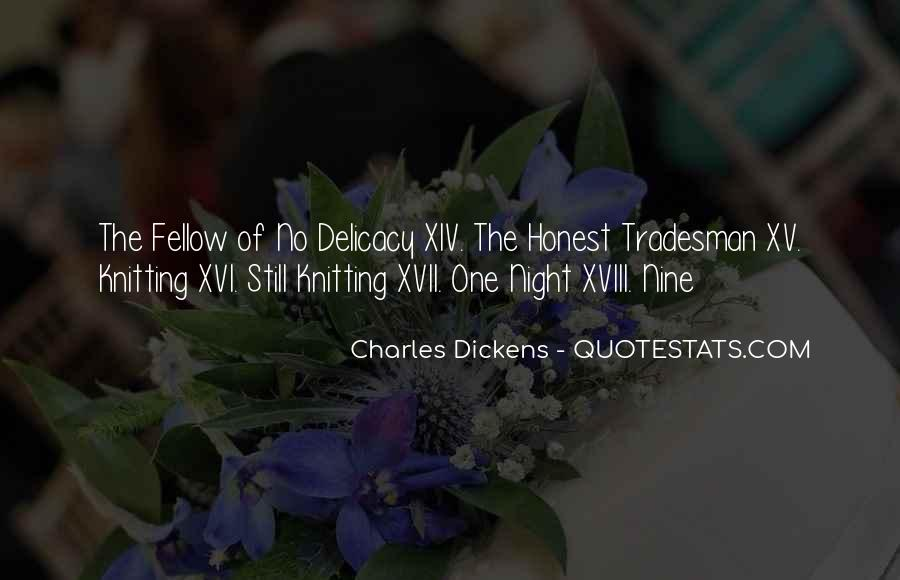 Quotes About Delicacy #21328