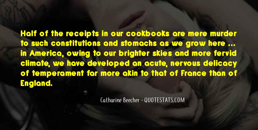 Quotes About Delicacy #410303