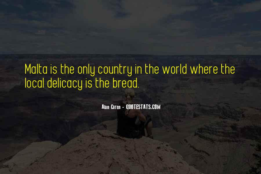 Quotes About Delicacy #531915