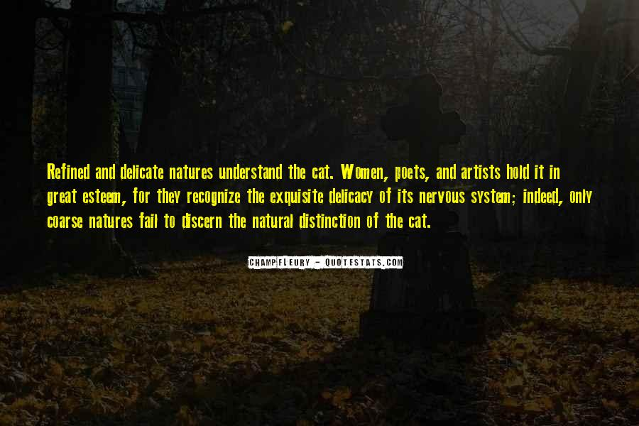 Quotes About Delicacy #694847