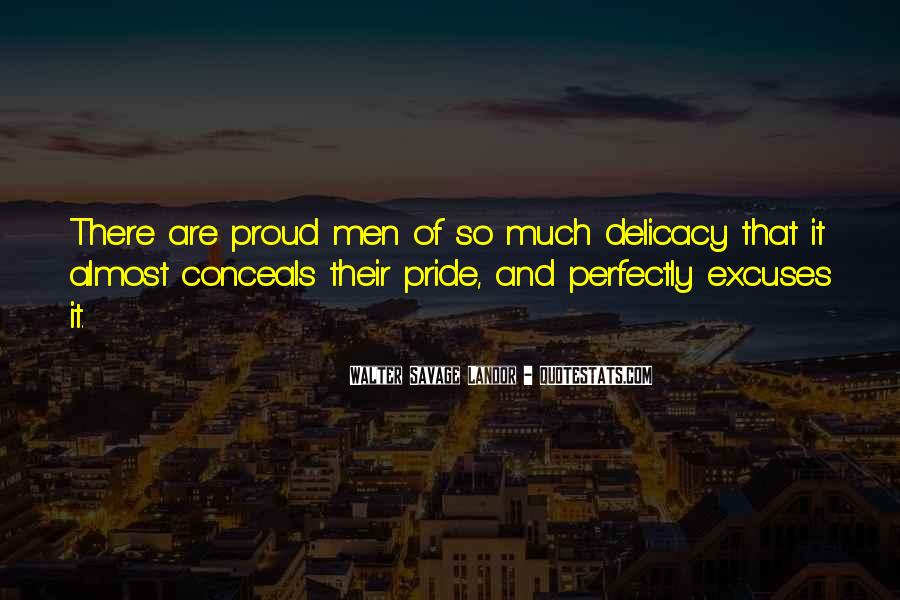 Quotes About Delicacy #768289