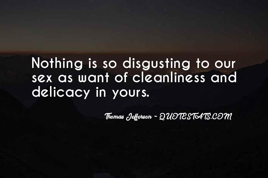 Quotes About Delicacy #792084