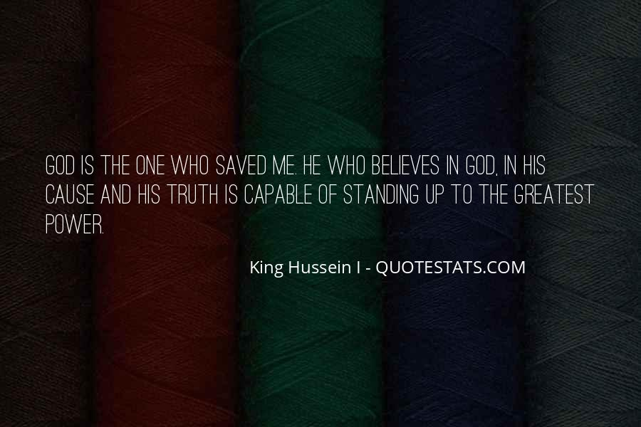 Quotes About Standing For What You Believe In #1030386