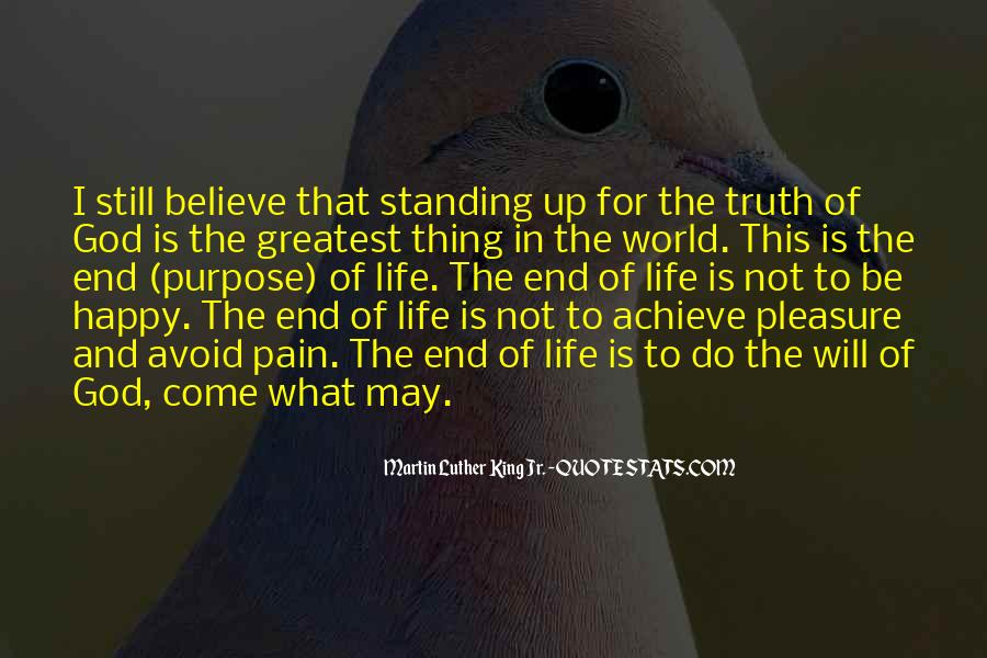 Quotes About Standing For What You Believe In #342125